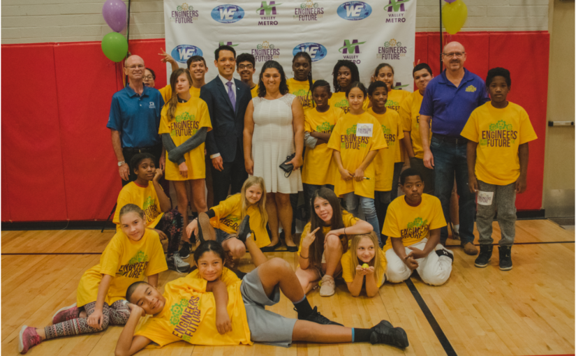 Engineers of the Future Launches at Boys & Girls Club of Metro Phoenix